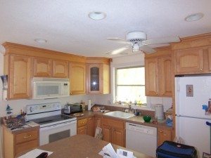 5802 Kitchen Annual rental