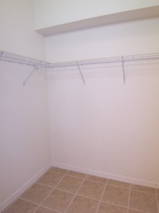 Large Walk-In Closet in NW Bradenton