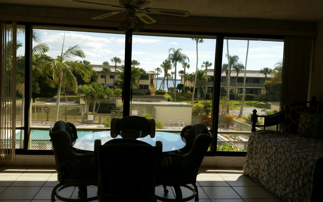 RENTED – Pool and Bay view at West Bay Point and Moorings $1990 per mo.