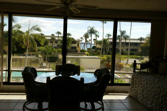 Pool and Bay view at West Bay Point and Moorings $1990 per mo.